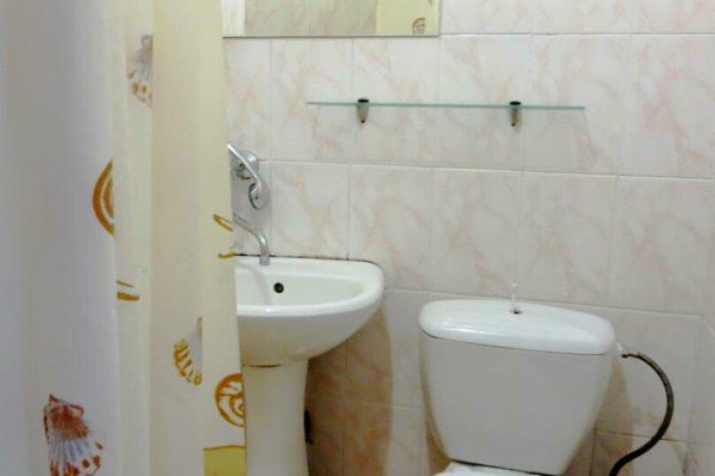 2х местный стандарт со всеми удобствами и балконом, Белорусская улица, 9Г, Адлер - Фотография 2