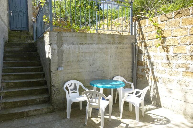 Домик в ялте, 40 кв.м. на 4 человека, 1 спальня, улица Сеченова, 9, Ялта - Фотография 9