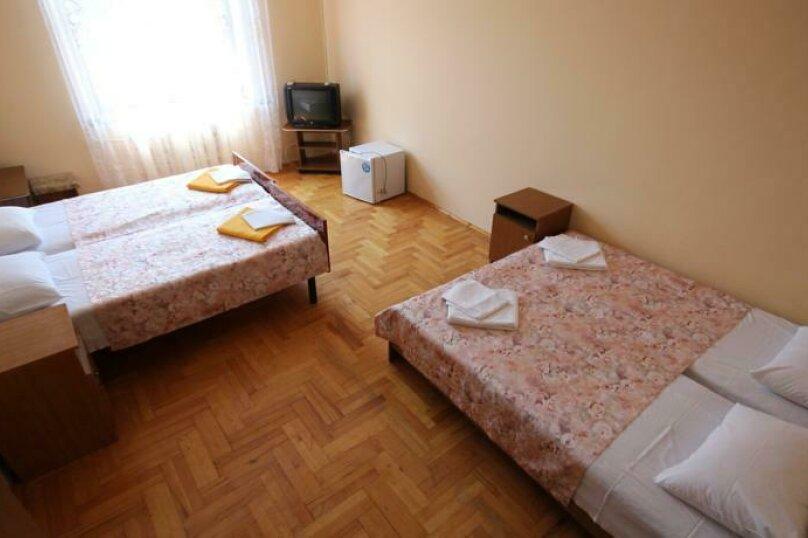 4х местный номер эконом , Морской переулок, 8, Витязево - Фотография 1