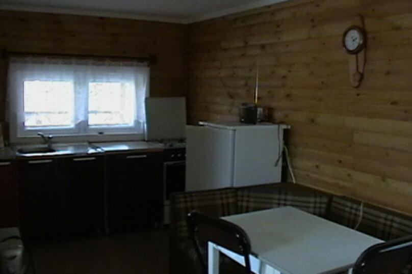 Домик на Заре, 50 кв.м. на 5 человек, 2 спальни, п. Заря, ул. Малиновая, 48, Кондопога - Фотография 7