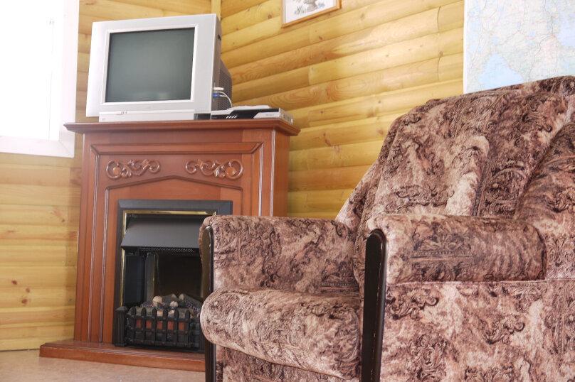 Домик на Заре, 50 кв.м. на 5 человек, 2 спальни, п. Заря, ул. Малиновая, 48, Кондопога - Фотография 11