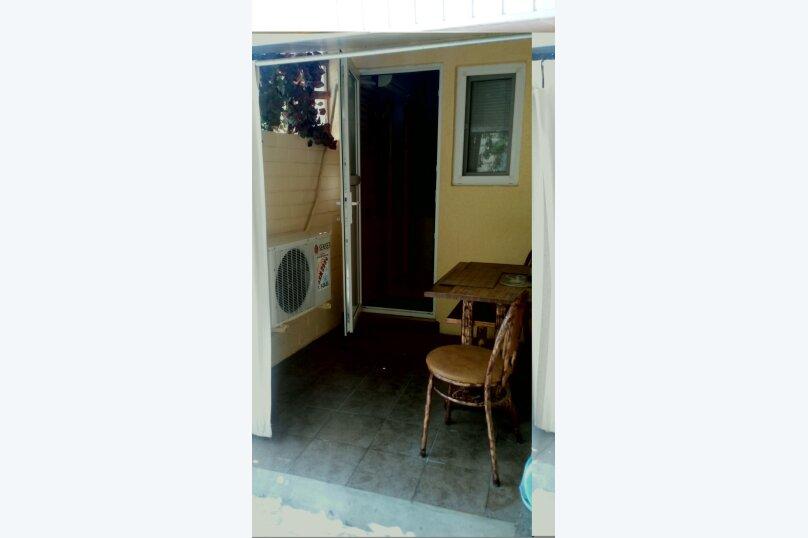 1-комн. квартира, 17 кв.м. на 2 человека, Типографский переулок, 14, Евпатория - Фотография 2
