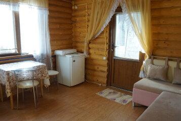 Эко-домик по ул. Шершнева на 4-6 человек, 65 кв.м. на 6 человек, 2 спальни, улица Шершнёва, 20, Коктебель - Фотография 3