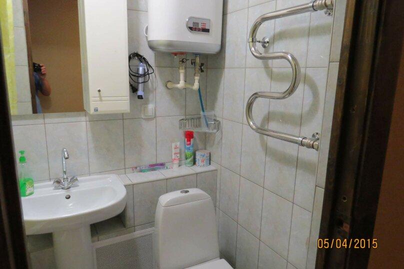 1-комн. квартира, 34 кв.м. на 2 человека, улица Стройкова, 84к1, Рязань - Фотография 6