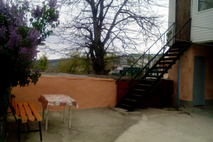 Срочно сдам уютный домик рядом с морем, 36 кв.м. на 4 человека, 2 спальни, Славянский переулок, 1, Феодосия - Фотография 15
