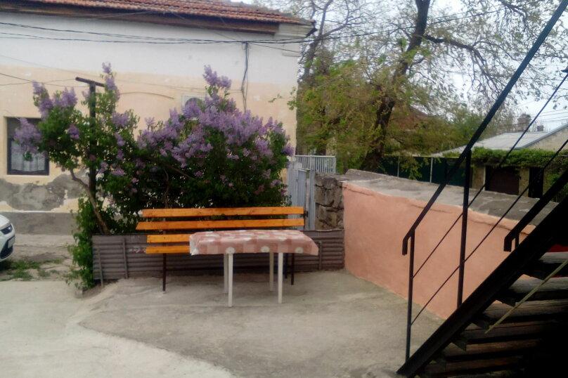 Срочно сдам уютный домик рядом с морем, 36 кв.м. на 4 человека, 2 спальни, Славянский переулок, 1, Феодосия - Фотография 16