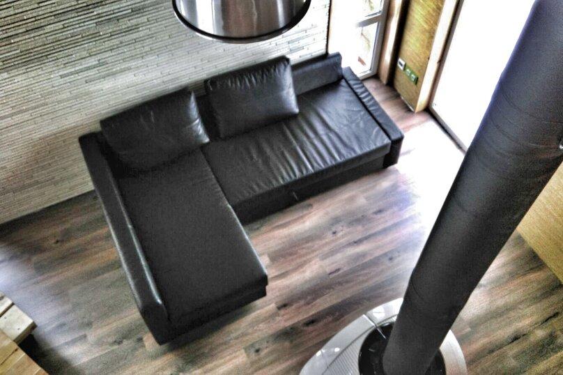 Дом - апартаменты с мезонином , 65 кв.м. на 4 человека, 1 спальня, Озёрная улица, 8, Аскат - Фотография 5