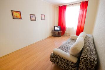1-комн. квартира, 50 кв.м. на 3 человека, улица Галущака, 4, Гагаринская, Новосибирск - Фотография 2