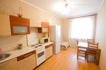 1-комн. квартира, 50 кв.м. на 3 человека, улица Галущака, 4, Гагаринская, Новосибирск - Фотография 4