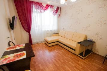1-комн. квартира, 35 кв.м. на 2 человека, Плановая улица, 50, метро Заельцовская, Новосибирск - Фотография 1