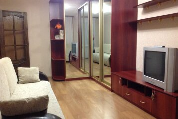1-комн. квартира, 34 кв.м. на 2 человека, улица Стройкова, Рязань - Фотография 1