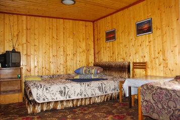 Сдаю 2-х этажный Домик на Селигере, 50 кв.м. на 7 человек, 2 спальни, на берегу озера Волго, 2, Селижарово - Фотография 3