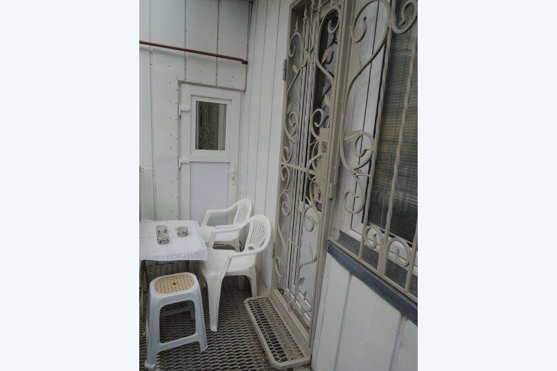 2-комн. квартира, 50 кв.м. на 6 человек, Матросский переулок, 4, Ялта - Фотография 39