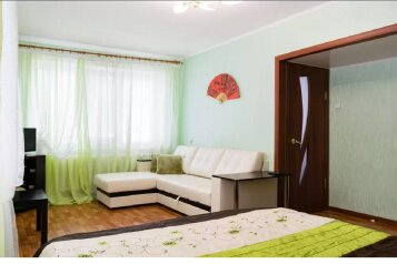1-комн. квартира, 33 кв.м. на 4 человека, Ленинградская улица, Центральный район, Тольятти - Фотография 4