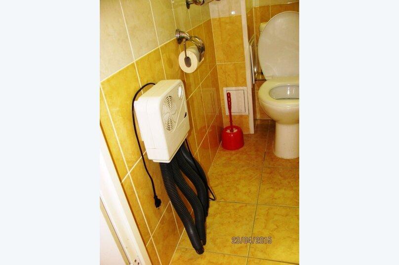 1-комн. квартира, 30 кв.м. на 4 человека, Олимпийская , 79, Кировск - Фотография 4