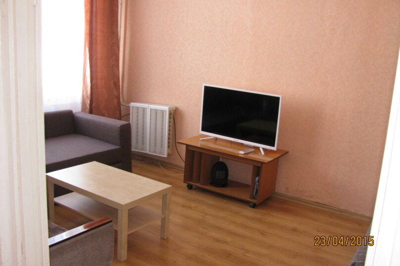1-комн. квартира, 30 кв.м. на 4 человека, Олимпийская , 79, Кировск - Фотография 7