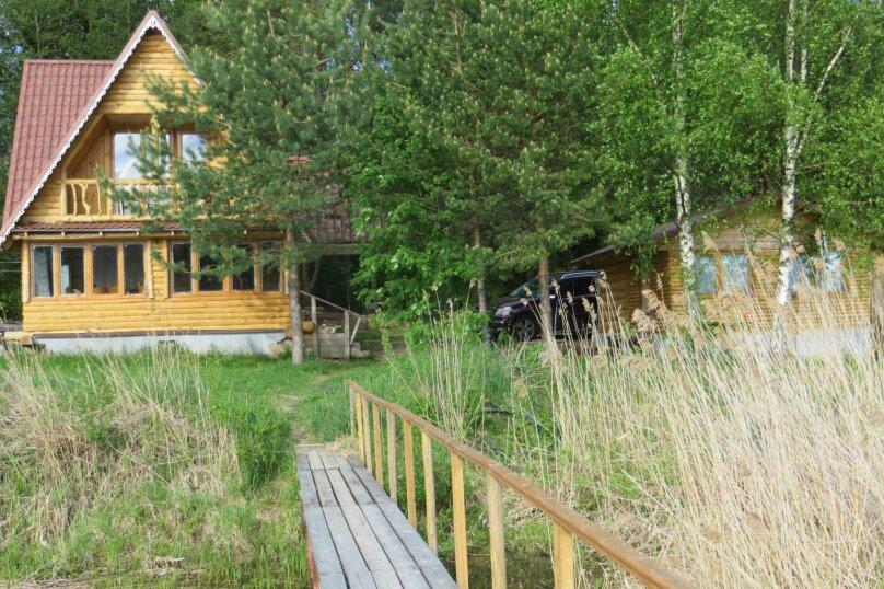 Коттедж 85 м² на участке 6 соток, 85 кв.м. на 8 человек, 2 спальни,  д. Заплавье, ул.Лесная, 4, Осташков - Фотография 8