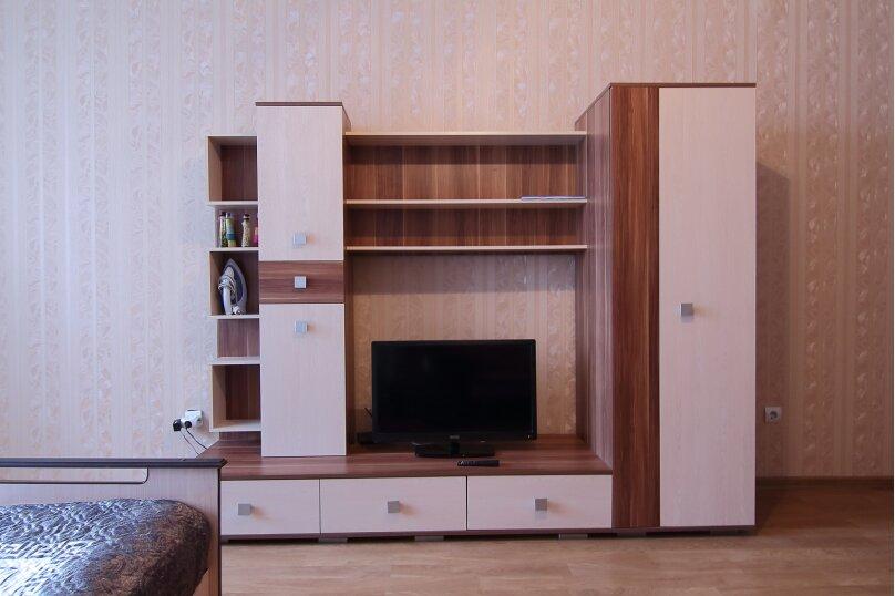 1-комн. квартира, 45 кв.м. на 2 человека, улица Дуки, 71, Брянск - Фотография 3