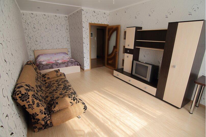 1-комн. квартира, 43 кв.м. на 4 человека, улица Дуки, 71, Брянск - Фотография 2