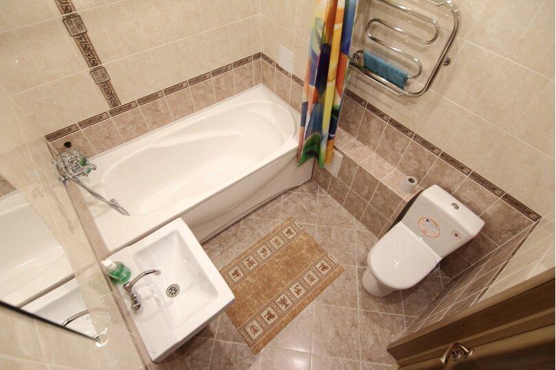 1-комн. квартира, 43 кв.м. на 4 человека, улица Дуки, 71, Брянск - Фотография 13