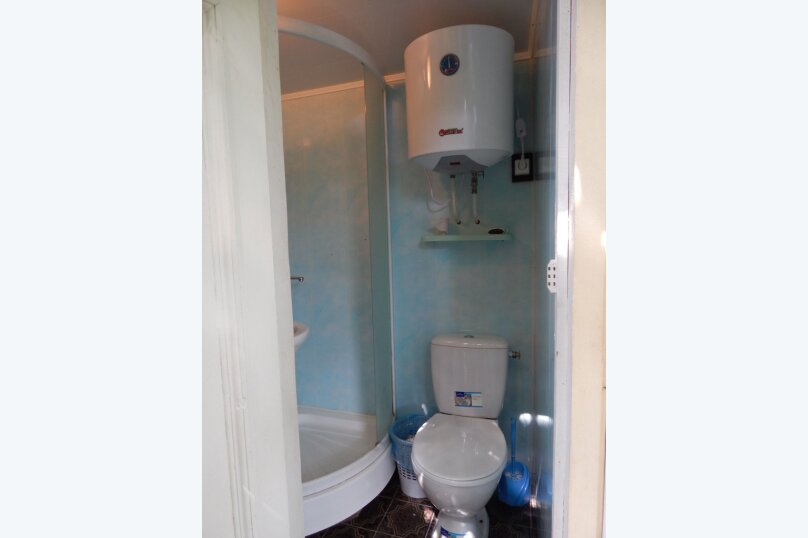 Домик  отдельный   в  тихом  месте, 25 кв.м. на 3 человека, 1 спальня, Щепкина, 1, Алупка - Фотография 2