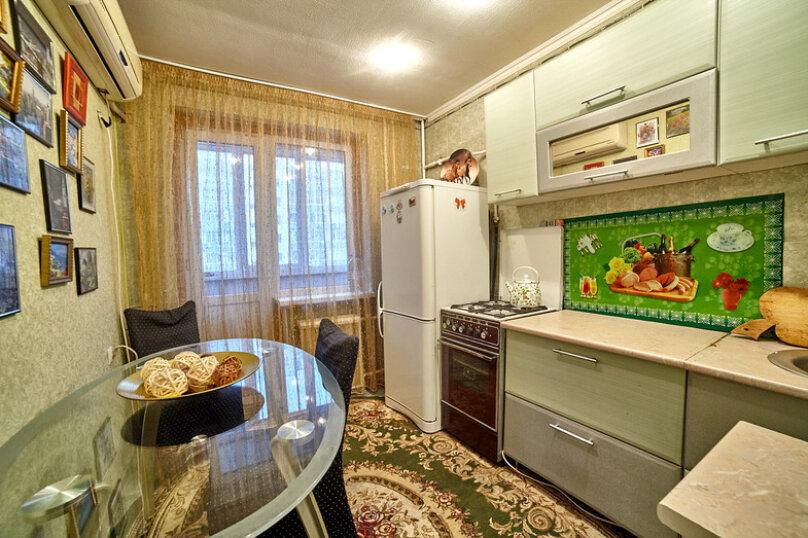 1-комн. квартира, 40 кв.м. на 4 человека, улица 339-й Стрелковой Дивизии, 27А, Ростов-на-Дону - Фотография 9