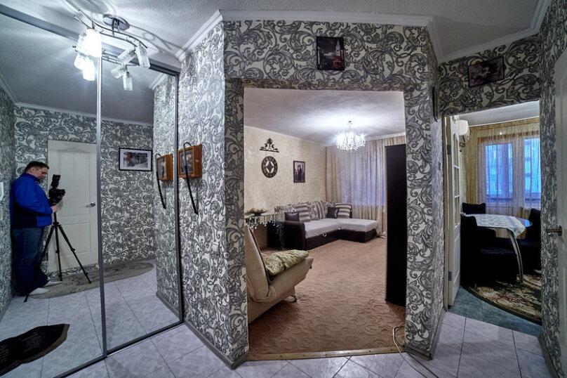 1-комн. квартира, 40 кв.м. на 4 человека, улица 339-й Стрелковой Дивизии, 27А, Ростов-на-Дону - Фотография 11
