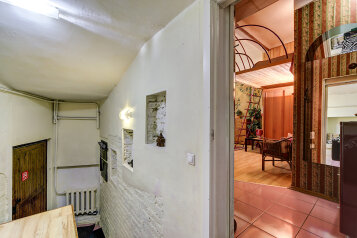 1-комн. квартира, 40 кв.м. на 4 человека, набережная реки Фонтанки, 54, Санкт-Петербург - Фотография 4