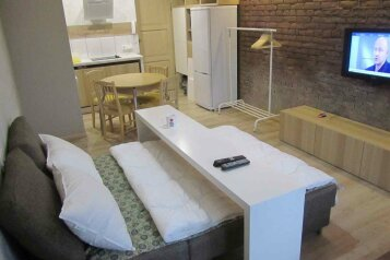 1-комн. квартира, 28 кв.м. на 2 человека, Варшавская улица, 19к5, метро Электросила, Санкт-Петербург - Фотография 1