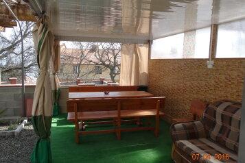 Домик у моря, 40 кв.м. на 5 человек, 1 спальня, Янтарная улица, Отрадное, Ялта - Фотография 3