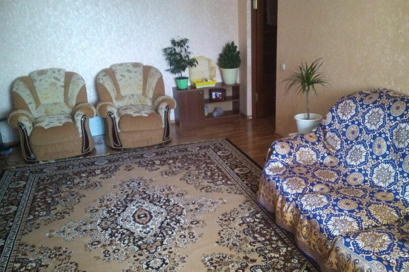2-комн. квартира, 64 кв.м. на 6 человек, улица Коммунаров, 26, Ейск - Фотография 1