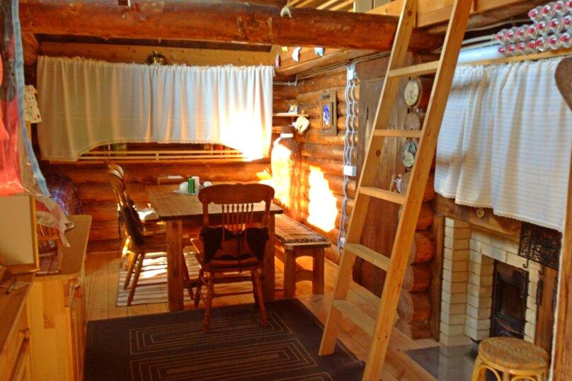 Дом, 55 кв.м. на 5 человек, 1 спальня, Лесная улица, 15, село Бужор, Анапа - Фотография 4