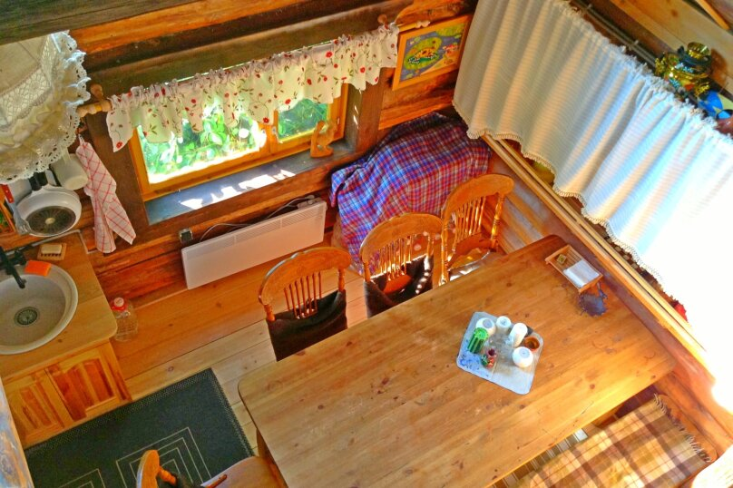 Дом, 55 кв.м. на 5 человек, 1 спальня, Лесная улица, 15, село Бужор, Анапа - Фотография 15