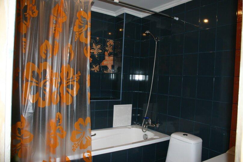 3-комн. квартира, 75 кв.м. на 6 человек, улица Чкалова, 115, Феодосия - Фотография 15