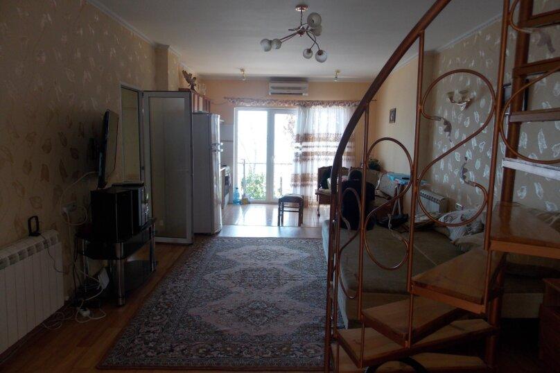 2-комн. квартира, 85 кв.м. на 6 человек, Массандровская улица, 9, Ялта - Фотография 1