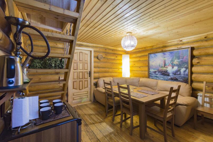 Гостевой домик с русской баней, 120 кв.м. на 8 человек, 3 спальни, Эскадронная улица, 110, Екатеринбург - Фотография 5