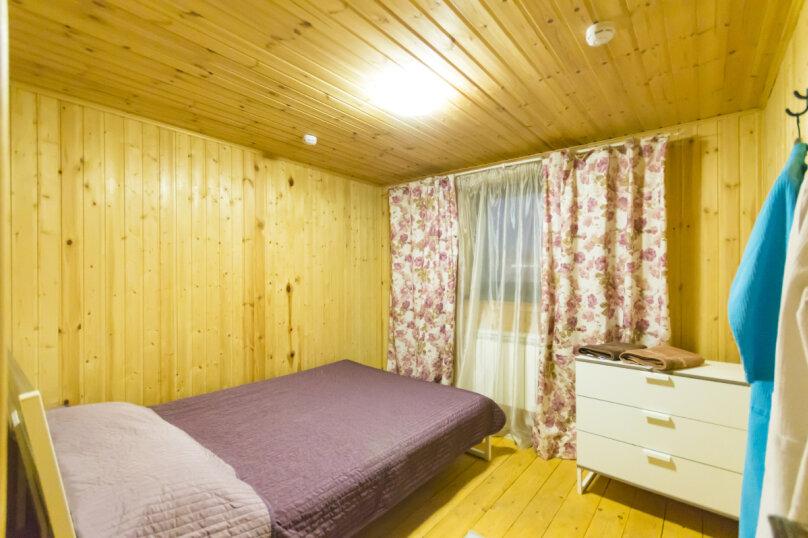 Гостевой домик с русской баней, 120 кв.м. на 8 человек, 3 спальни, Эскадронная улица, 110, Екатеринбург - Фотография 7