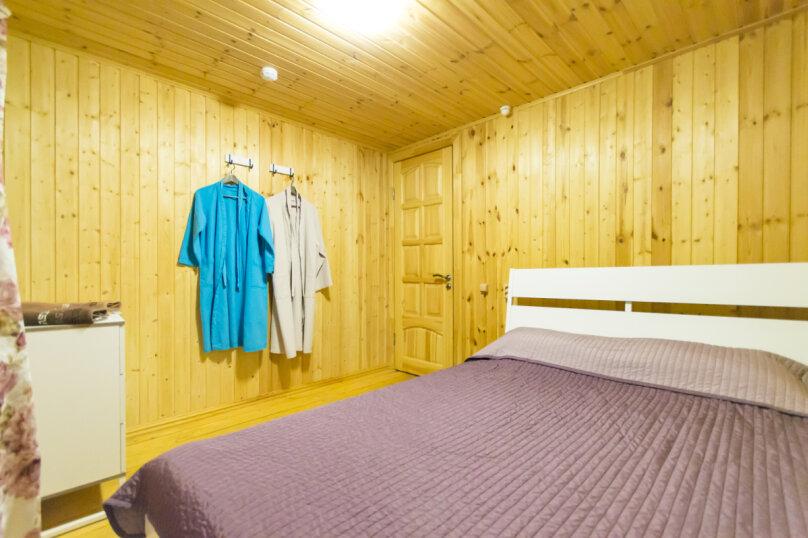 Гостевой домик с русской баней, 120 кв.м. на 8 человек, 3 спальни, Эскадронная улица, 110, Екатеринбург - Фотография 8