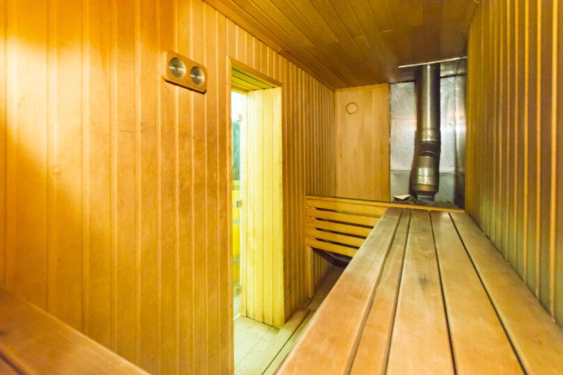 Гостевой домик с русской баней, 120 кв.м. на 8 человек, 3 спальни, Эскадронная улица, 110, Екатеринбург - Фотография 9