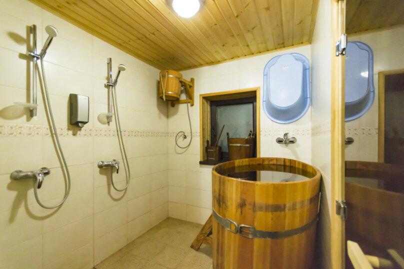 Гостевой домик с русской баней, 120 кв.м. на 8 человек, 3 спальни, Эскадронная улица, 110, Екатеринбург - Фотография 10