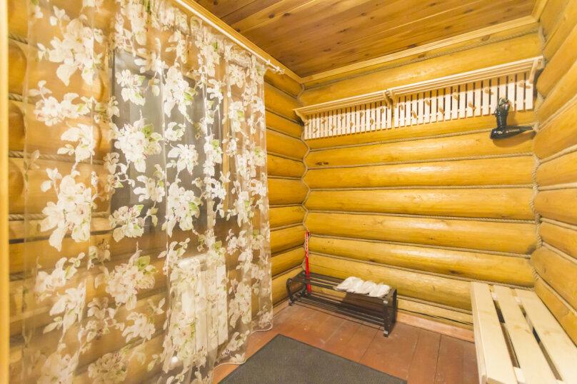 Гостевой домик с русской баней, 120 кв.м. на 8 человек, 3 спальни, Эскадронная улица, 110, Екатеринбург - Фотография 11