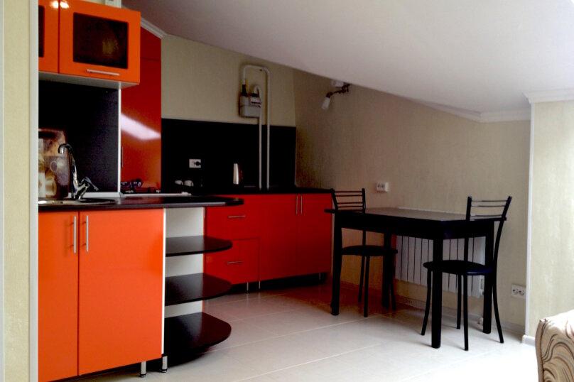 1-комн. квартира, 40 кв.м. на 4 человека, Восточный переулок, 40А, Геленджик - Фотография 2