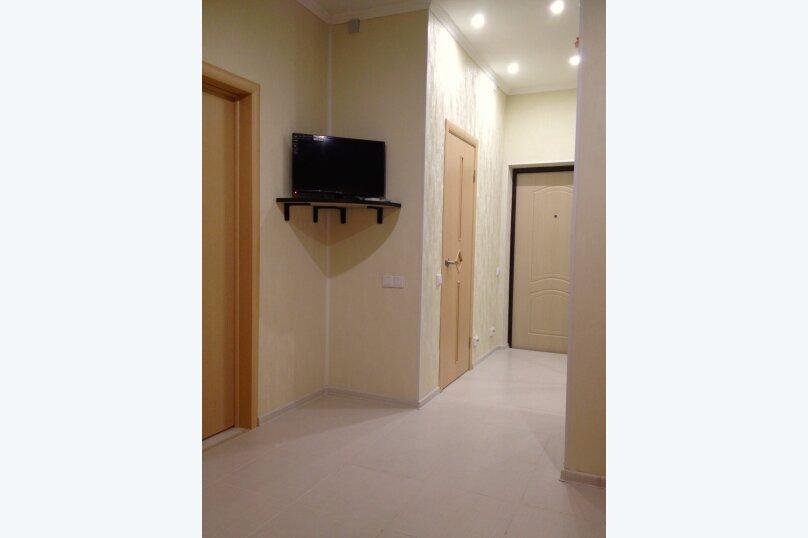1-комн. квартира, 40 кв.м. на 4 человека, Восточный переулок, 40А, Геленджик - Фотография 7