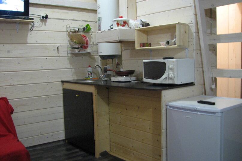 Дом, 24 кв.м. на 4 человека, 1 спальня, Янишполе, Мережнаволок, Кондопога - Фотография 12