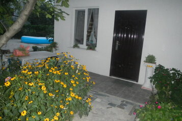 Дом, 45 кв.м. на 6 человек, 2 спальни, Молодёжная улица, 1, Судак - Фотография 1