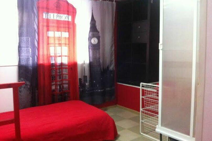 Двухместный номер с 2 раздельными односпальными кроватями с душем в номере и туалетом на этаже , улица Марата, 74, Санкт-Петербург - Фотография 1