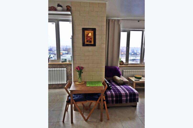 2-комн. квартира, 50 кв.м. на 4 человека, Вознесенская улица, 48, Сергиев Посад - Фотография 1