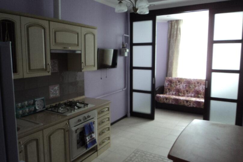 1-комн. квартира, 56 кв.м. на 6 человек, Туристическая улица, 4А, Геленджик - Фотография 1