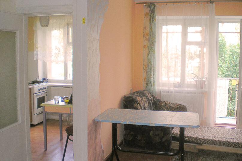 2-комн. квартира на 5 человек, улица Фрунзе, 53, Евпатория - Фотография 1