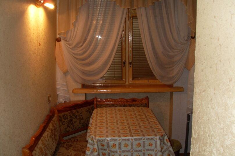 2-комн. квартира, 49 кв.м. на 4 человека, улица Надежды Островской, 3, Севастополь - Фотография 5